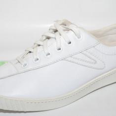 Adidasi Tretorn NYLITE 47144001, ORIGINALI, piele, alb, 37.5