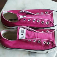 Tenisi Converse unisex, magenta - Tenisi dama Converse, Marime: 39.5