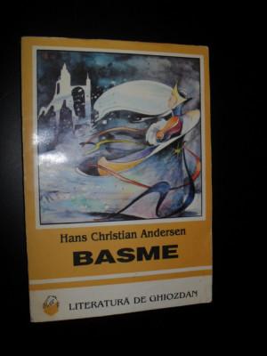 Hans Christian Andersen, BASME, 1994 foto