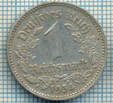 310 MONEDA  VECHE - GERMANIA - 1REICHSMARK - anul 1934 J  -starea care se vede, Europa