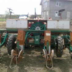 Semanatoare cu 4 sectii pt tractoras import italia - Utilaj agricol