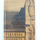 Piramida ingropata - Istorie