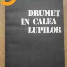 Nicolae Dragos. Mihai Stoian - Drumet in calea lupilor - Roman, Anul publicarii: 1987