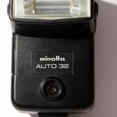 VAND BLITZ MINOLTA AUTO32 - Blitz dedicat