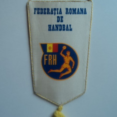Fanion FEDERATIA ROMANA de HANDBAL - Fanion handbal
