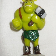 Figurina ou kinder, Shrek, inaltime 5 cm