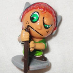 Figurina ou kinder, inaltime 4 cm