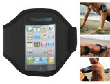 Suport brat Sport Armband Arm Band Case Cover Apple iPhone 3G 3GS 4 4S, iPhone 4/4S, Textil