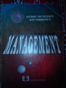 Management Ovidiu Nicolescu