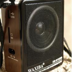 BOXA PORTABILA Waxiba