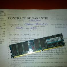 RAM DDR1 512MB SUPER PRET NEGOCIABIL - Memorie RAM Kingmax