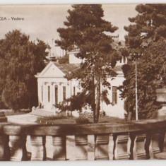 Ramnicu Valcea,Vedere,francata,circulata la Mangalia in 1959
