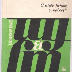 10A(204)- Ion Muscatariu-CRISTALE LICHIDE SI APLICATII