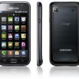Samsung Galaxy S GT-i9000 - Telefon mobil Samsung Galaxy S, Negru, 32GB, Neblocat