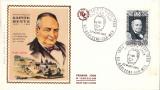 FDC Charles Auguste Sainte Beuve, Franta, 1969