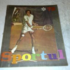 Almanahul Sportul 1972