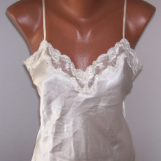 Lenjerie dama Victoria's Secret marime S USA - Lenjerie sexy dama, Culoare: Crem, Marime: S