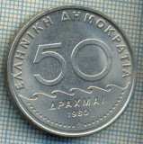 367 MONEDA  VECHE - GRECIA - 50 DRAHME(DRACHMAI) - anul 1980 -starea care se vede