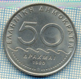359 MONEDA  VECHE - GRECIA - 50 DRAHME(DRACHMAI) - anul 1980 -starea care se vede