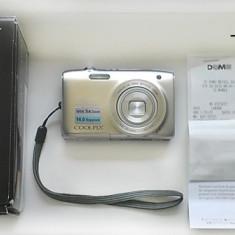 Vand NIKON COOLPIX S3100 - Aparat Foto compact Nikon, Compact, 14 Mpx, 5x, 2.7 inch