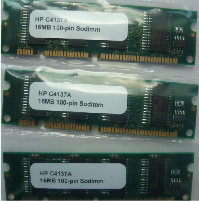 Memorie imprimanta HP2100 - 16Mb