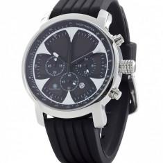 Ceas de LUX - Chronograph CONSTANTIN DURMONT 8 diamante , mecanism japonez, Lux - elegant, Mecanic-Manual