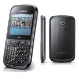 Samsung chat s3350 - Telefon Samsung, Negru, Smartphone, Clasic, Wi-Fi: 1, Bluetooth: 1