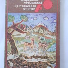 ALMANAHUL VANATORULUI SI PESCARULUI SPORTIV ANUL 1976