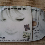 DIRECTIA 5 AMBIENTAL COSMIC album muzica pop rock romaneasca CD disc