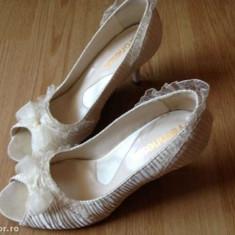 Pantofi mireasa Veronesse - Pantof dama