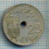 404 MONEDA VECHE - SPANIA - 25 CENTIMOS -anul 1937 -starea care se vede