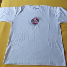 Tricou ADIDAS original din bumbac 100% / Tricou ADIDAS marimea L/XL / ADIDAS mar. XL, Alb