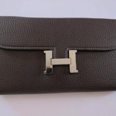 PORTOFEL / PLIC HERMES MARO cadoul perfect - Portofel Dama Hermes, Cu inchizatoare