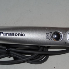 Telecomanda cu microfon Panasonic PV-GS - Telecomanda Camera Video Panasonic, Cu fir