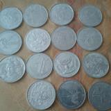 Lot 15 jetoane, 10 roni bucata + taxele postale gratis = 150 roni lotul