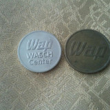 Lot 2 jetoane Wap Wasch Center, 4 roni lotul