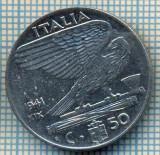 496 MONEDA - ITALIA - 50 CENTESIMI -anul 1941 - magnetica -starea care se vede