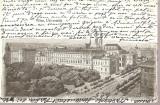CPI (B2509) AUSTRIA, WIEN, UNIVERSITAT, EDITURA VERLAG a BOHM, CIRCULATA 1907, STAMPILE, TIMBRU, VIENA, UNIVERSITATEA, Europa, Printata