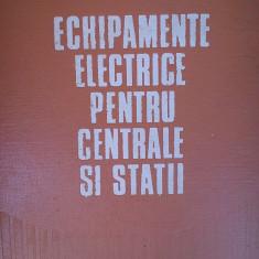 Echipamente electrice pentru centrale si instalatii Gheorghiu N