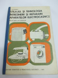 Cumpara ieftin UTILAJUL SI TEHNOLOGIA INTRETINERII SI REPARARII APARATELOR ELECTROCASNICE - L. Selmereanu