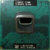 +2000 vand procesor laptop Intel Core2 Duo T7100 (2M, 1.80 GHz, 800 MHz) sla4a