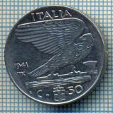 502 MONEDA - ITALIA - 50 CENTESIMI -anul 1941 - magnetica -starea care se vede