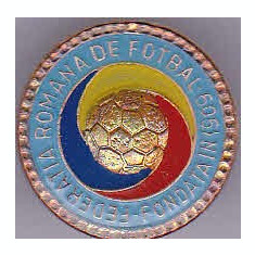 Insigna Federatia Romana de Fotbal