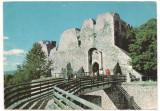 Carte postala(marca fixa)-TARGU NEAMT-Cetatea Neamtului