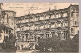 CPI (B2499) GERMANIA. SCHLOSS HEIDELBERG, OTTO HEINRICHSBAU, CIRCULATA, STAMPILE, TIMBRE, Europa, Printata