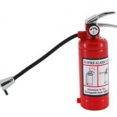 Bricheta extinctor + lanterna - cutie cadou deosebita - Bricheta Cu Gaz