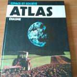 Atlas 1990 in limba FRANCEZA