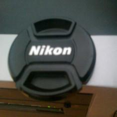 Capac obiectiv nikon 52mm - Capac Obiectiv Foto