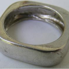 Inel vechi din argint (139) - de colectie