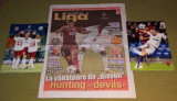Lot trei programe fotbal CFR Cluj Champions League 2008 si 2012 (AS Roma, Chelsea, Manchester United)